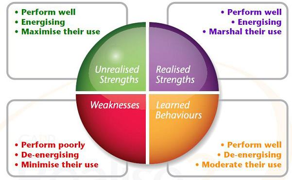 Strengths Graphic