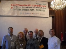 Deb Osborn and Rich Feller at International Conference